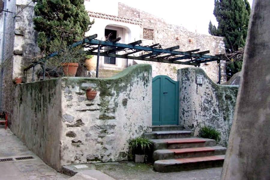 José Ortega Cilento: la Casa Museo a Bosco