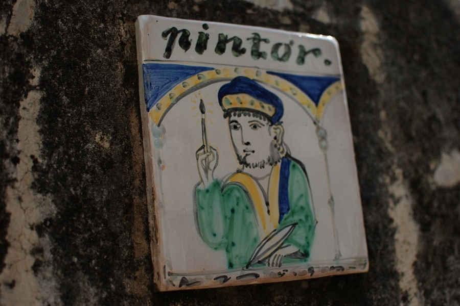 Maiolica Pintor - Casa Ortega Bosco