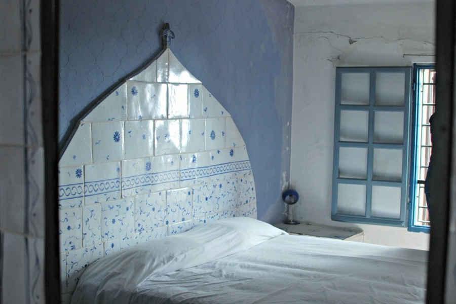 Camera da letto - casa Ortega Bosco