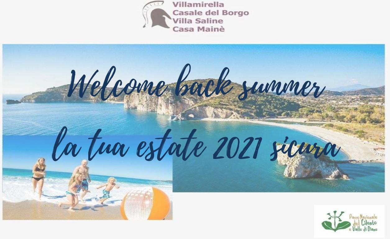 Estate 2021: nel Cilento la casa vacanza ideale