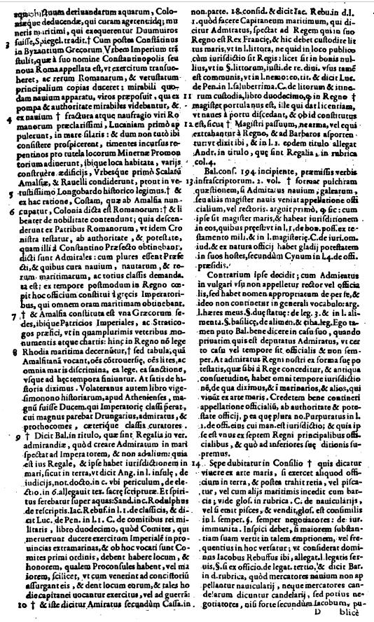Marino Freccia, p. 37