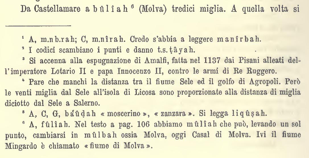 Amari e Schiapparelli, p. 96,,,
