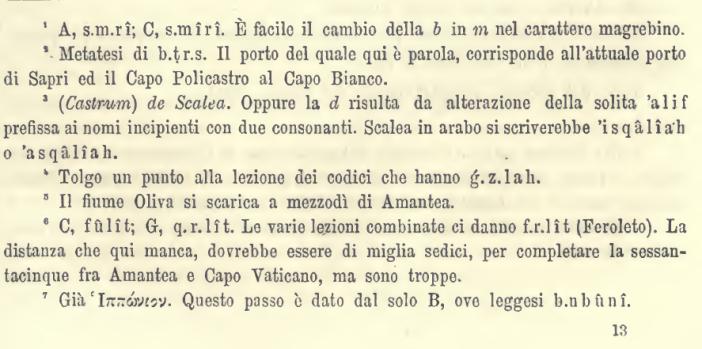 Amari-chiapparelli, p. 97, note.PNG