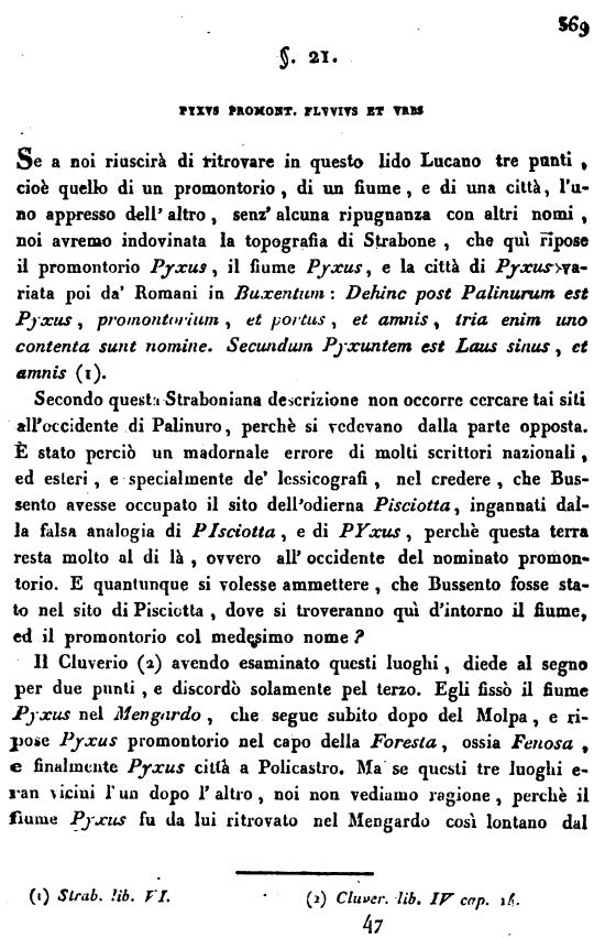Romanelli, su Mlpa, p. 369