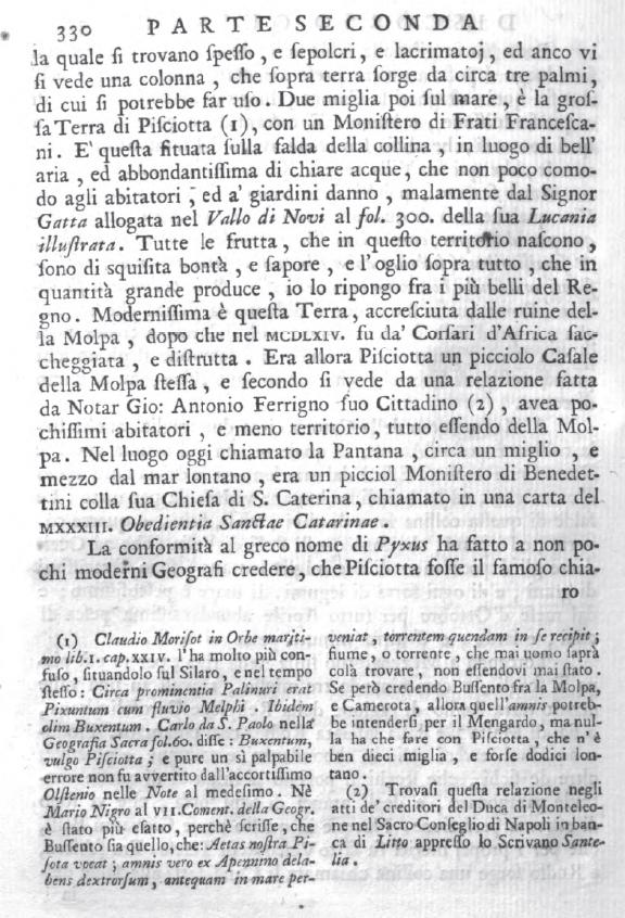 Pisciotta, da Antonini, p. 330
