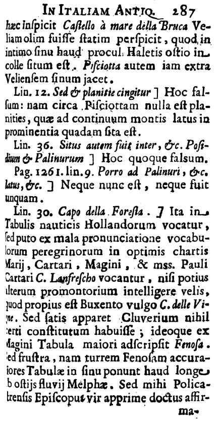 Olstenio, pisciotta, p. 287