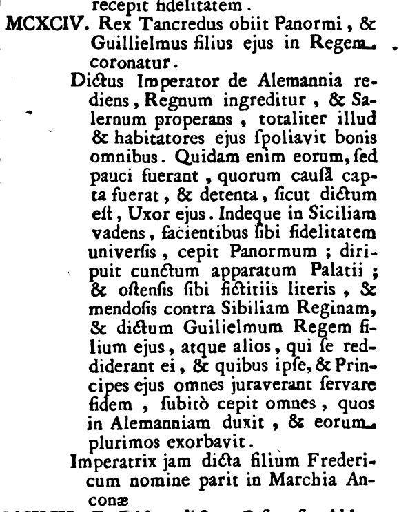 Muratori, p. 145
