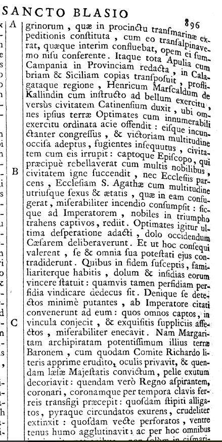 Muratori, p. 896,,,