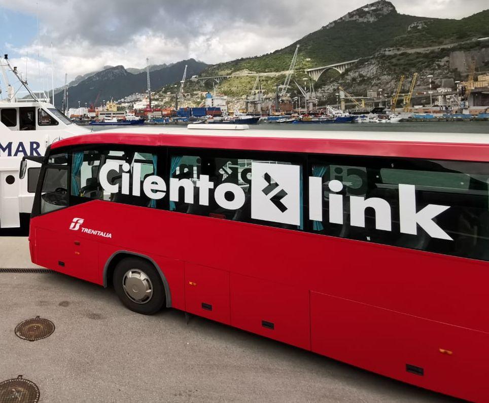 Cilento: Muoversi con l'autobus nell'estate 2021