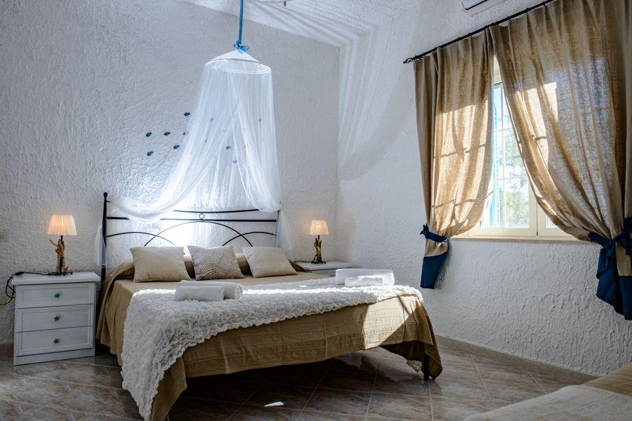 camera letto saline