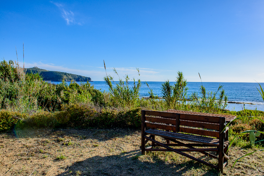 Panorama Mar Morto Palinuro