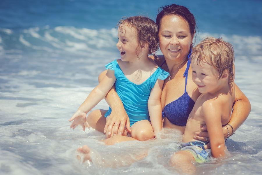 Vacanze con bambini al mare