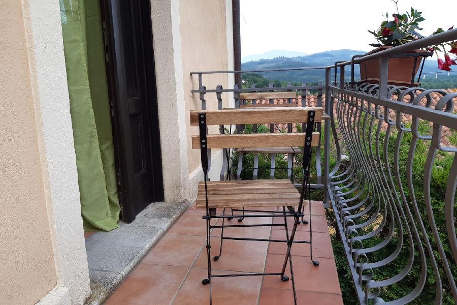 balconcino Casale del Borgo