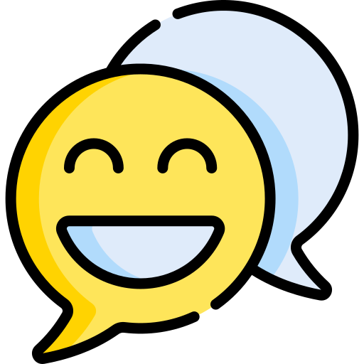 patients' satisfaction icon