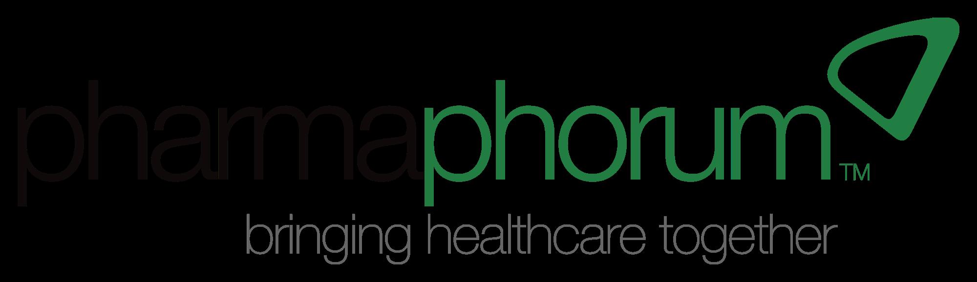 Pharmaphorum logo. Hyfe - Talk to a clinical trial expert