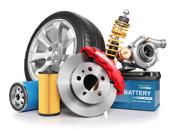 Car Parts API