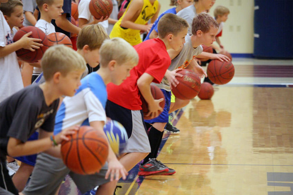 Lil' Hoopers Camp (October 21-22) - Details Coming Soon!