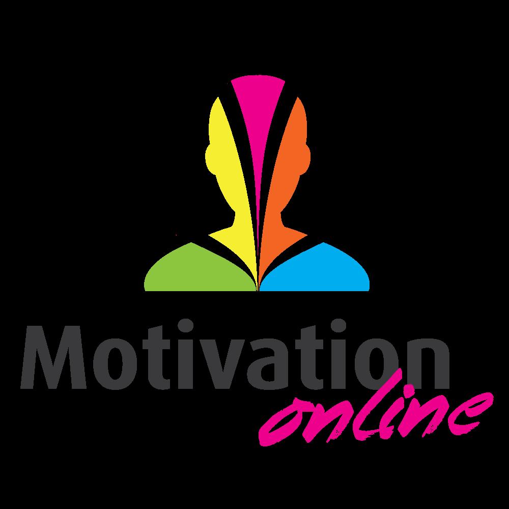 Logo Motivation Online