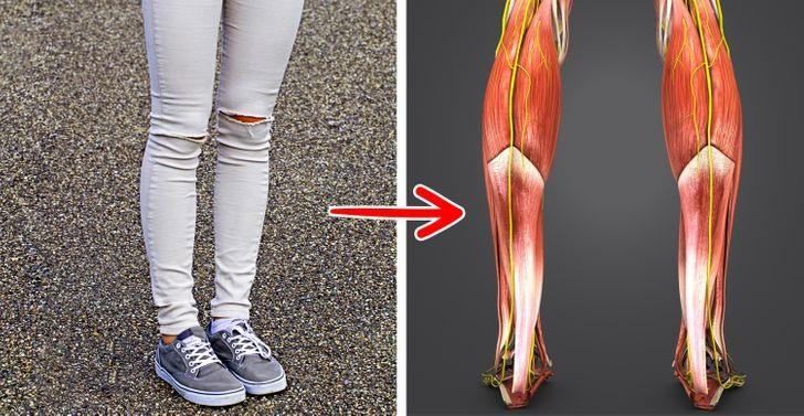 13. Mặc quần jean bó Quần jean quá bó thực sự có thể gây hại cho cơ bắp và lưu thông máu dẫn đến các biến chứng sức khỏe như tê liệt tạm thời. Đặc biệt, nếu bạn thường xuyên ngồi xổm và cúi gập người, có thể bị sưng tấy xung quanh cơ, dây thần kinh và mạch máu.