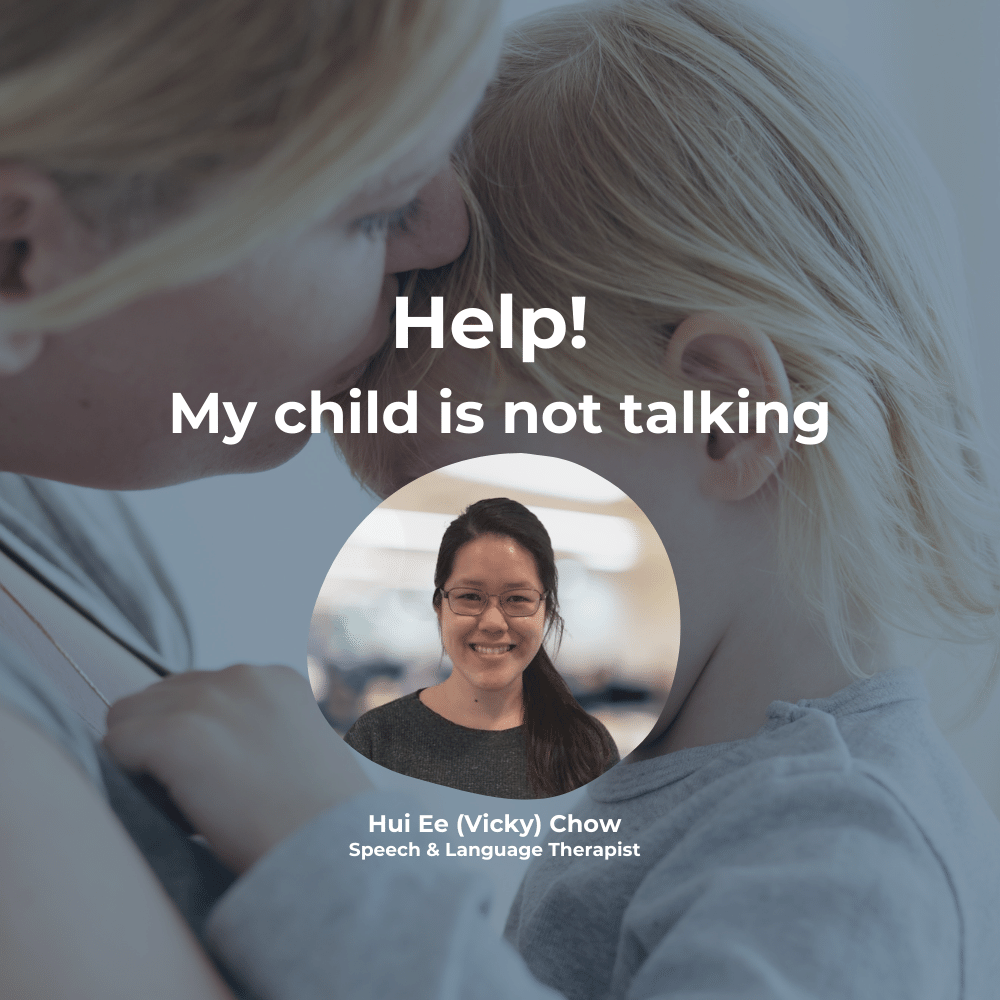Help! My child is not talking