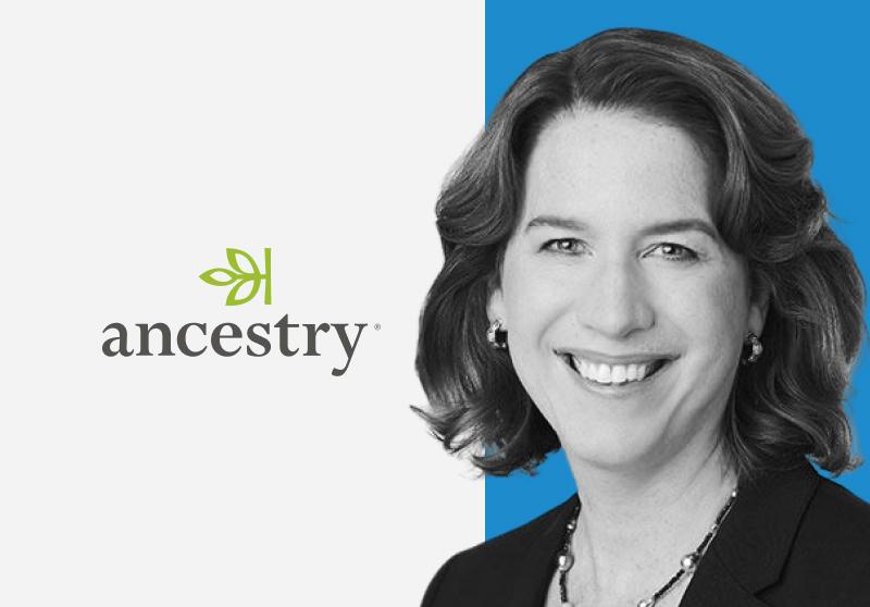 Introducing our new Senior Advisor Margo Georgiadis, President and CEO of Ancestry