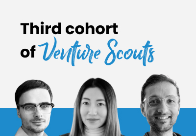 Meet Graduates of the Third Cohort of Venture Scouts
