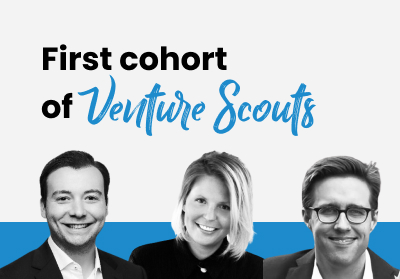 Announcing the First Cohort of Grishin Robotics Venture Scout Program