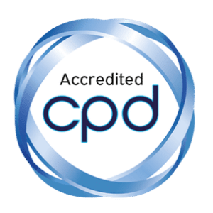 CPD Accredited Badge