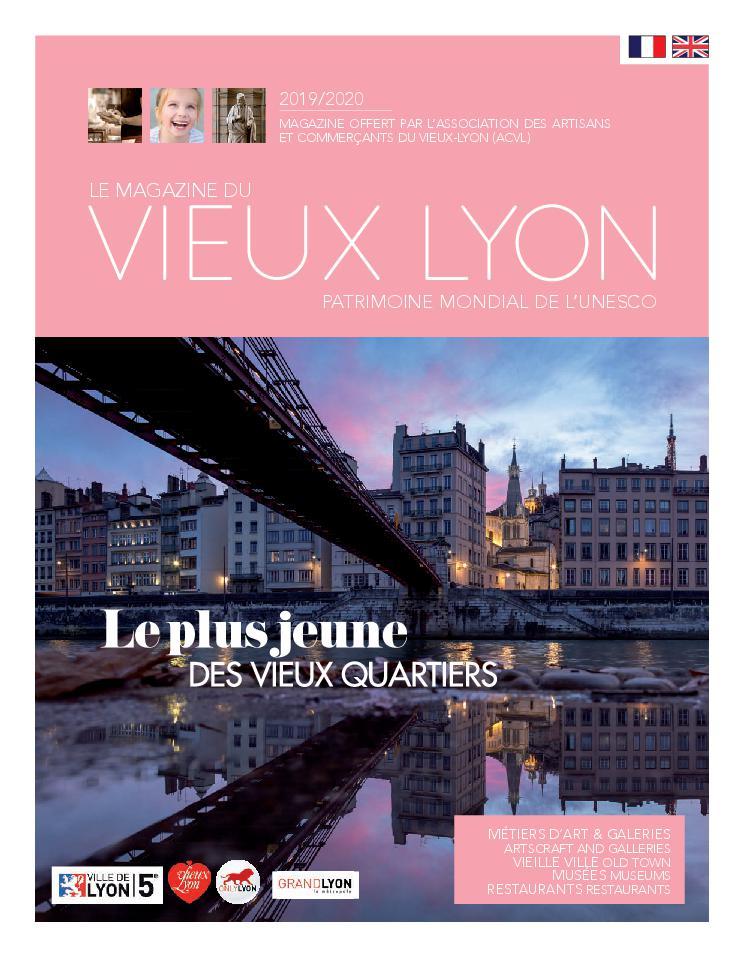 Magazine du Vieux Lyon