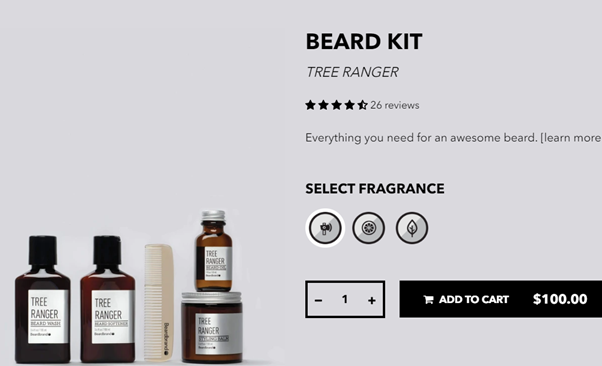 Product bundling Shopify