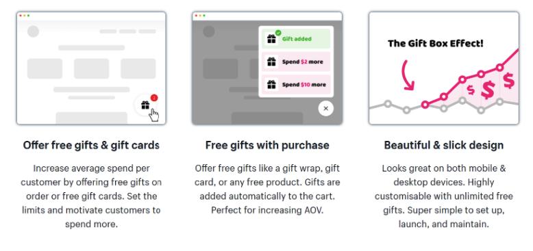 gift box marketing gunnel