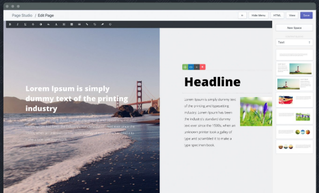 Page Studio Page Builder
