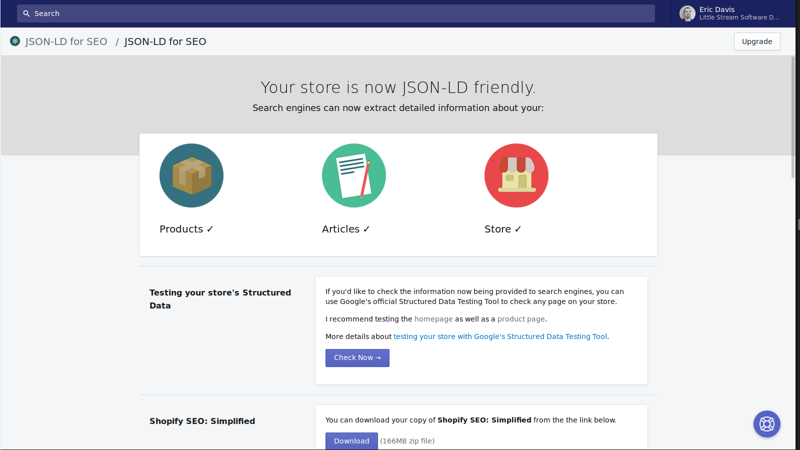 JSON-LD for SEO