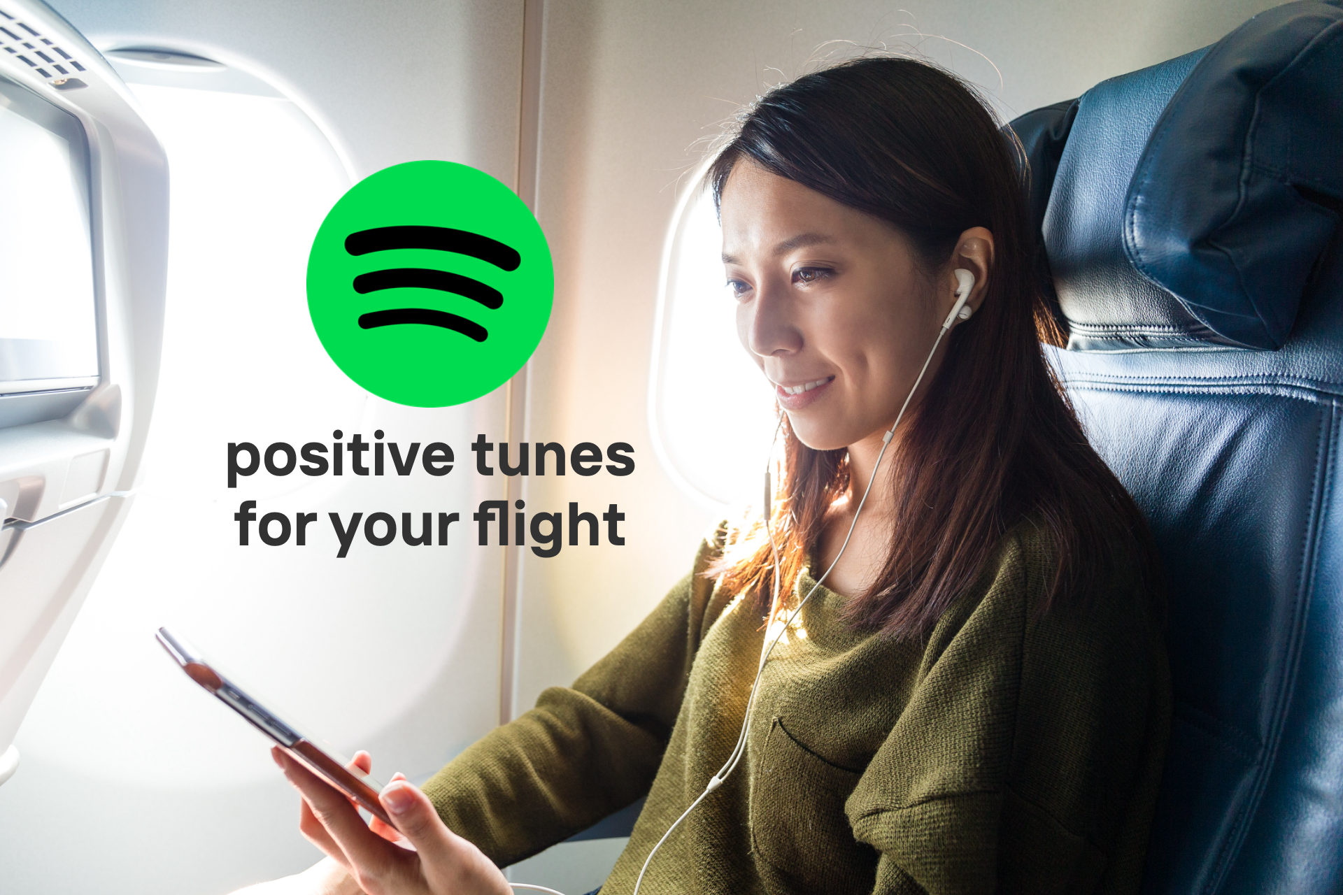 Some Tunes For Your Flight