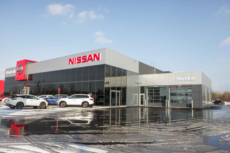 Nissan (Cornwall) Dealership