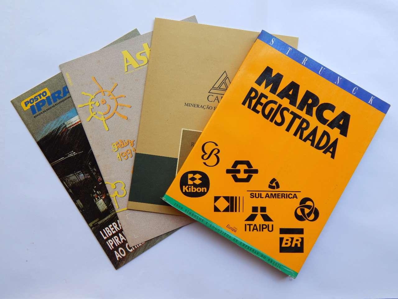 Diagramação eletrônica de revistas e um livro