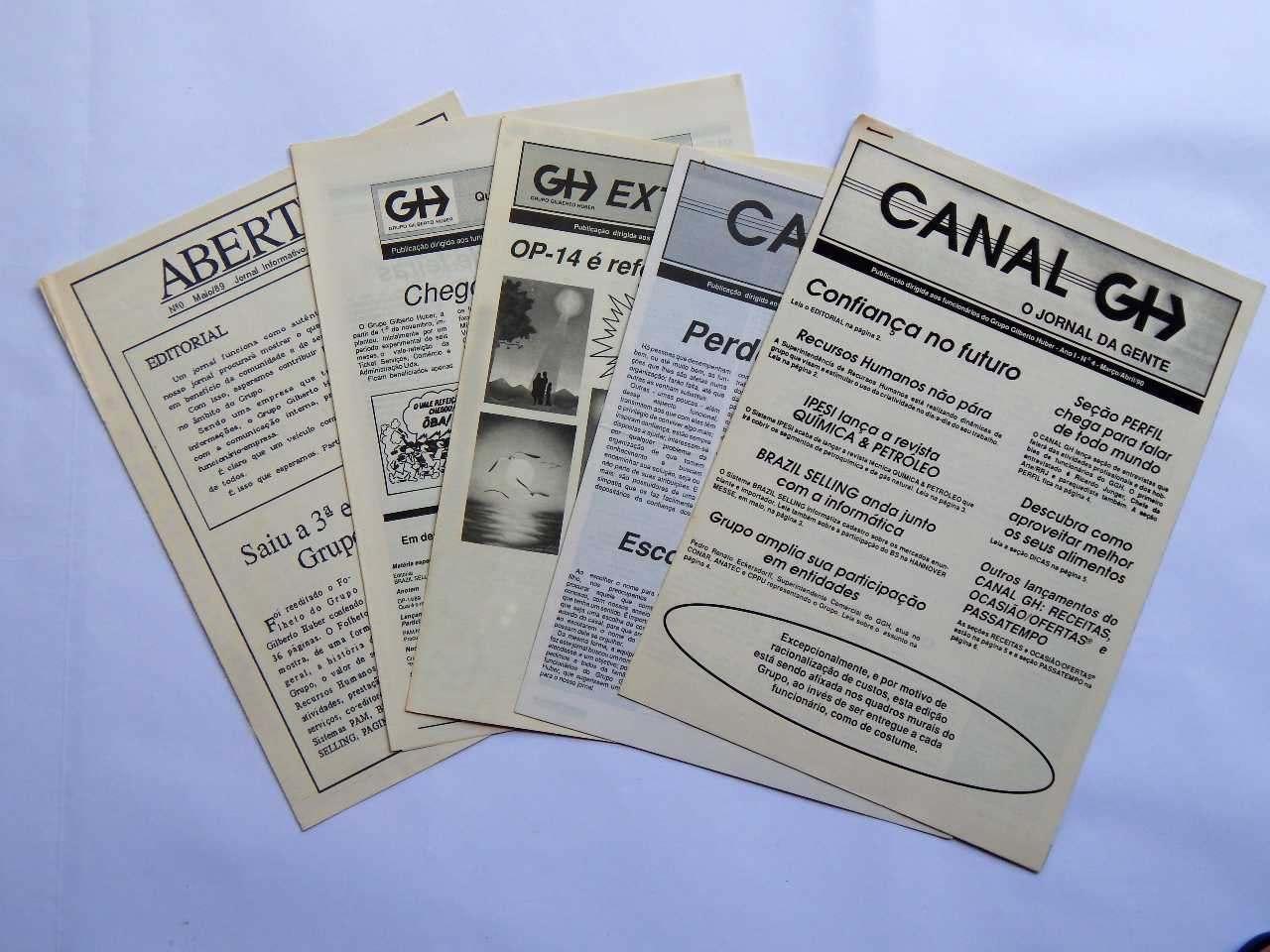 Jornal 'Canal GH'