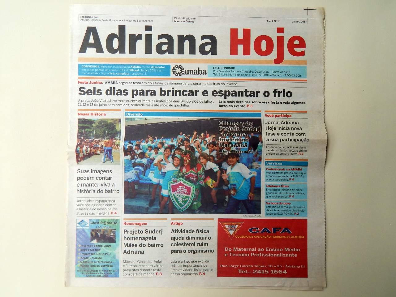Jornal da AMABA
