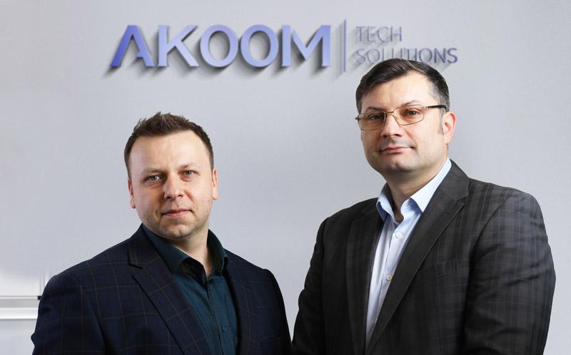 Akoom Tech Founders
