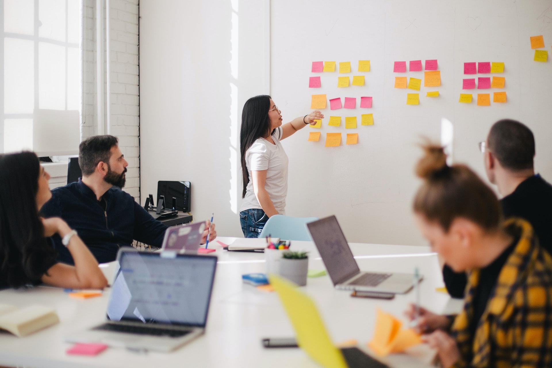 Agile Methodology Developer Team