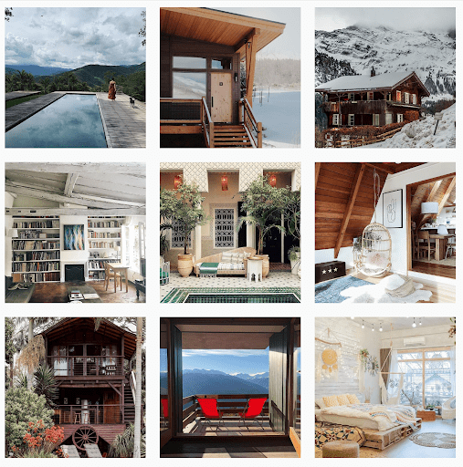 airbnb mosaic