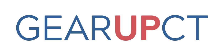 GearUP CT word logo