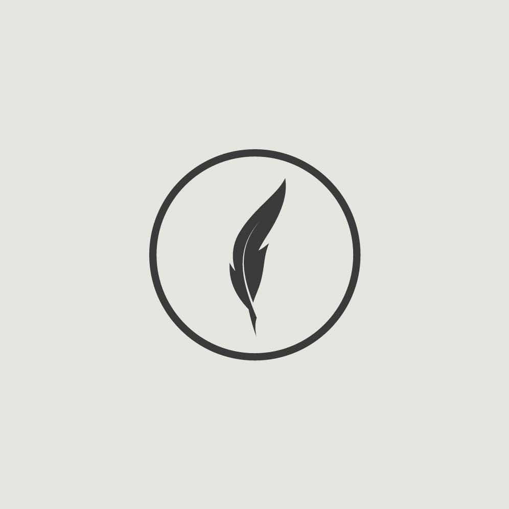 round quill icon