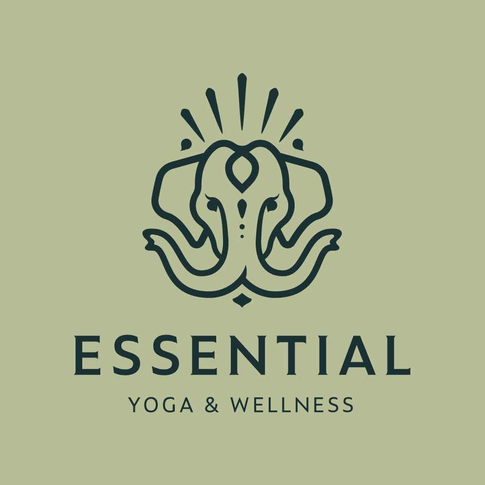 Essential Yoga Primary Logo