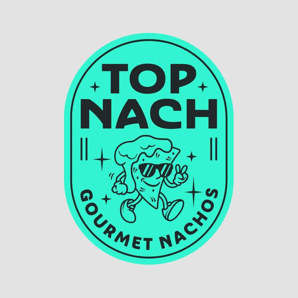 Top Nach alternate badge
