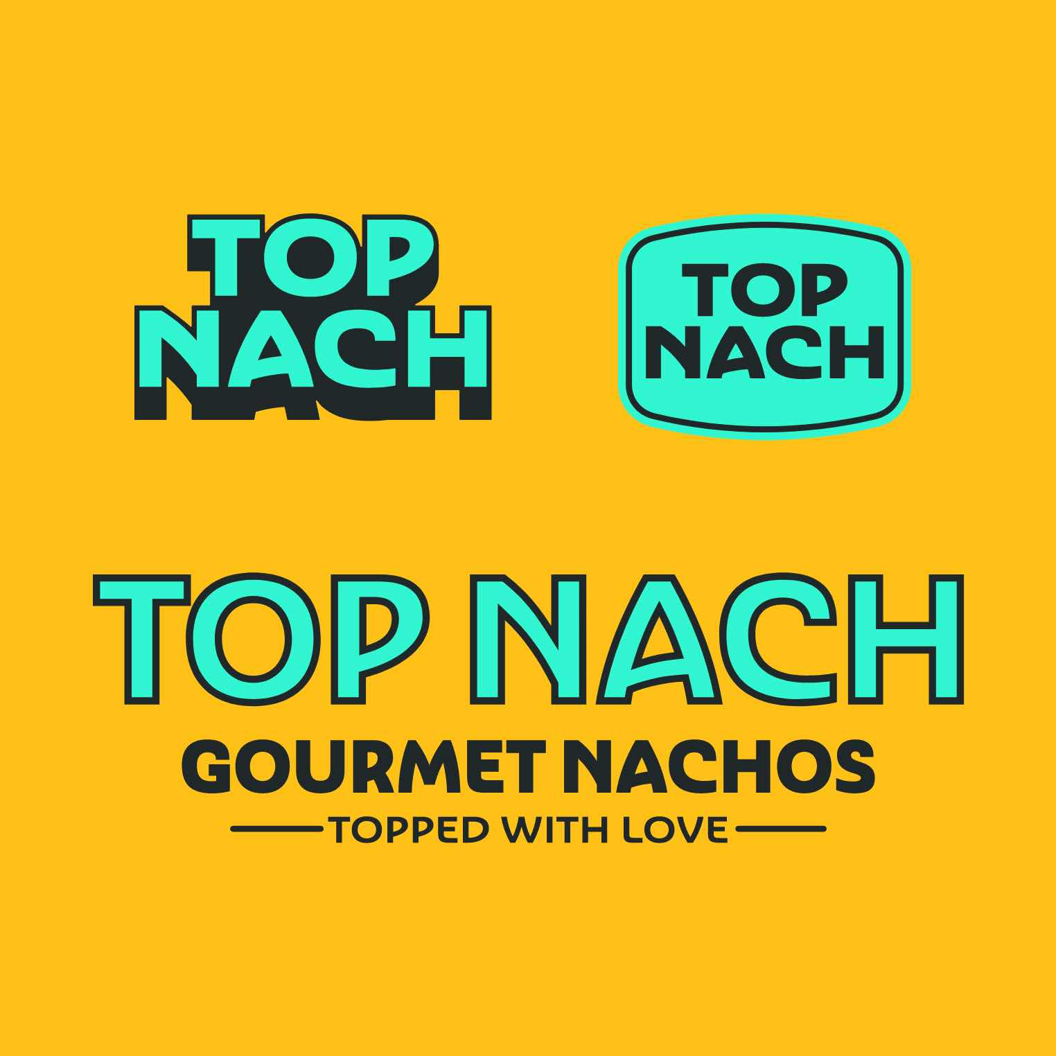 Top Nach alternate logos