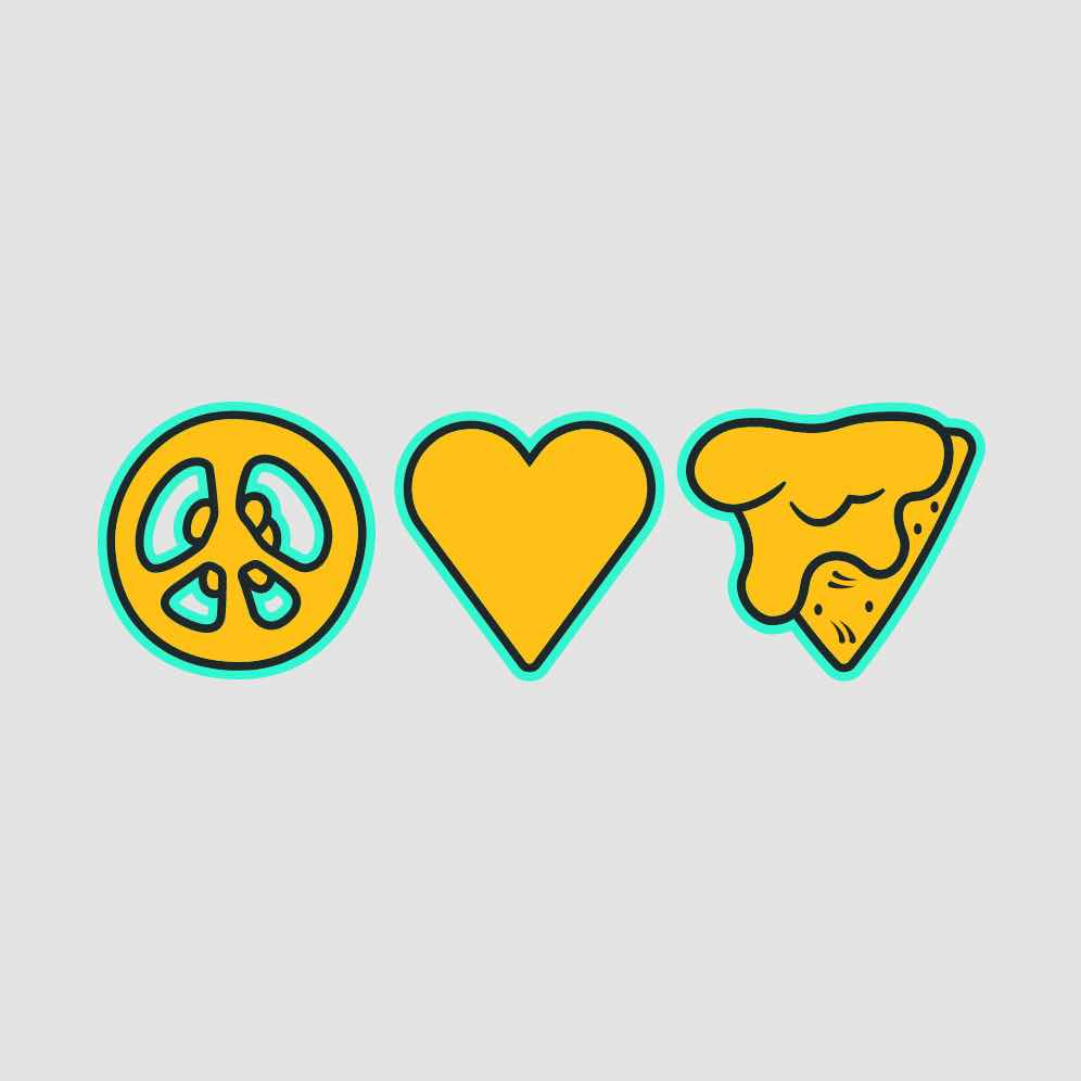 peace love and nachos