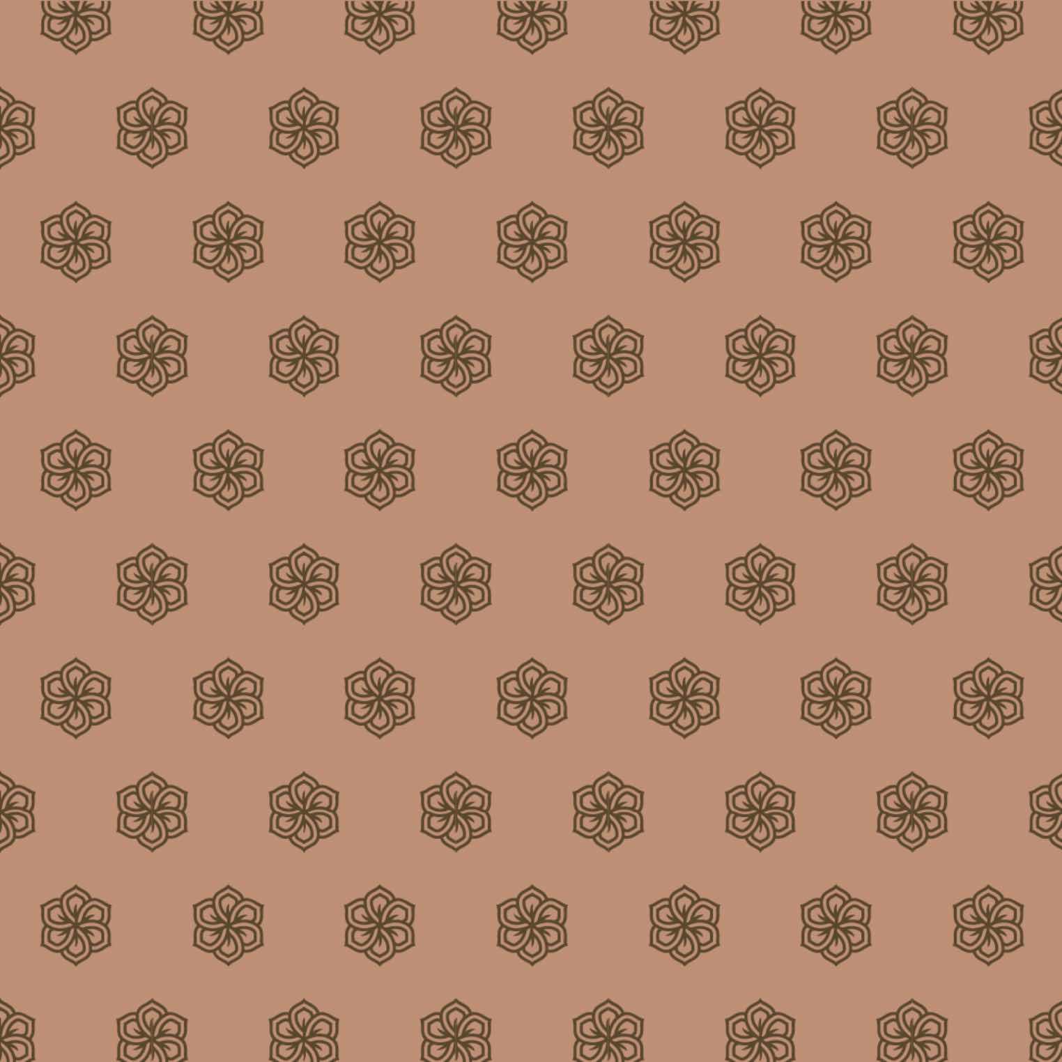 Rose icon pattern