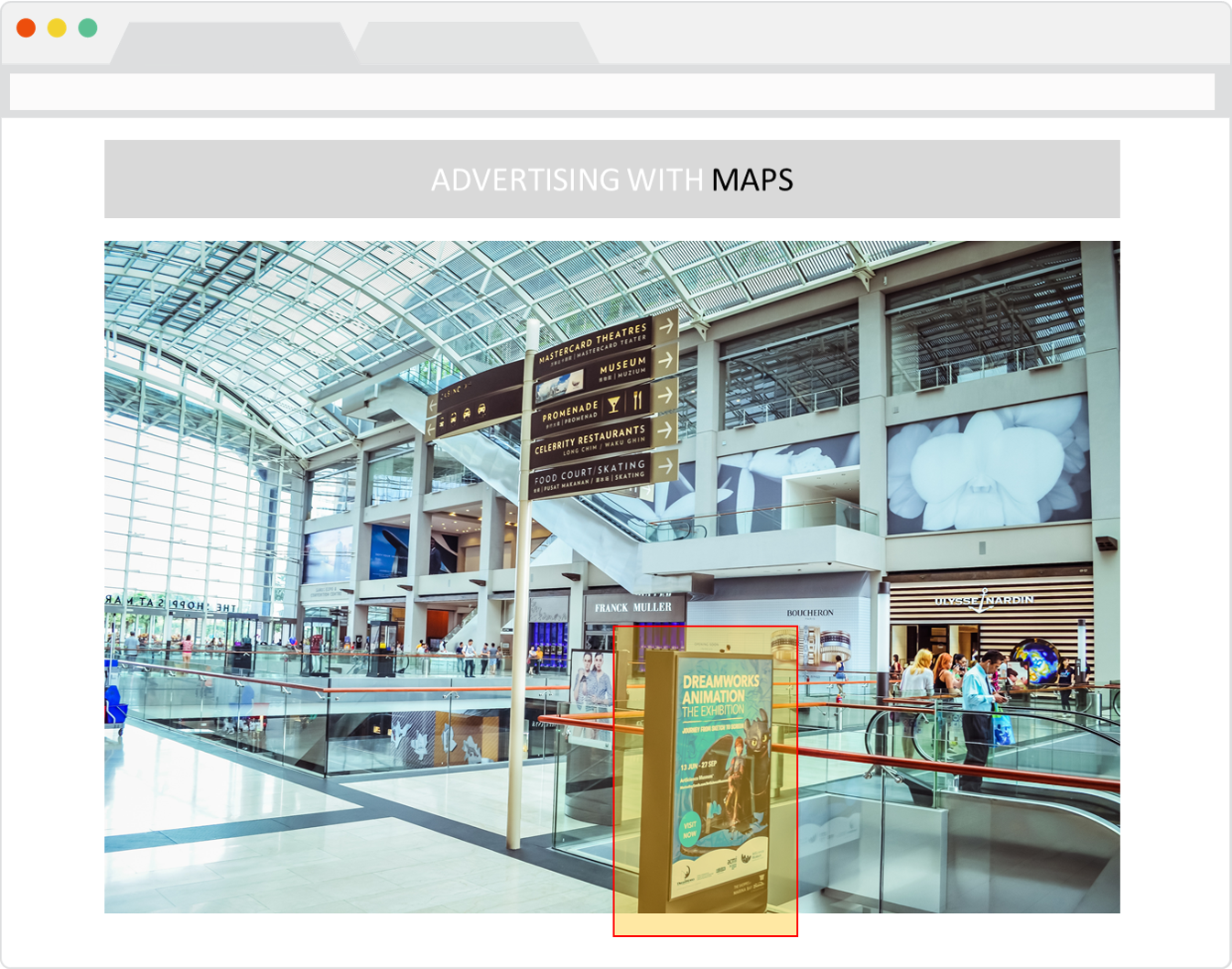 Using Digital Maps to Improve the Buyer Experience