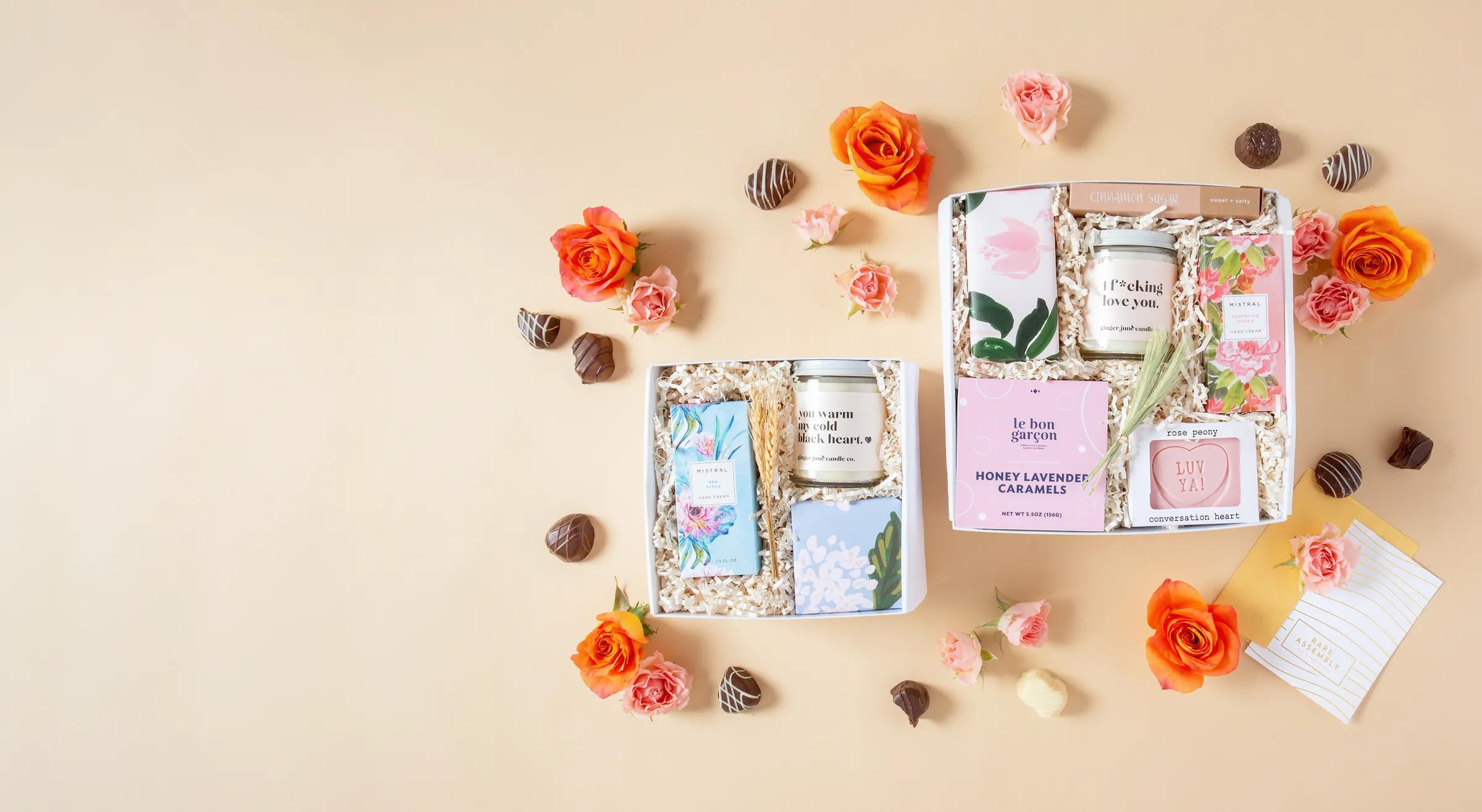 a beautiful gift box image